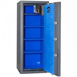 Kasa Pancerna CLE 150 MAX BLUE KL + EL