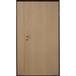 Drzwi dwuskrzydłowe lekkie wzmocnione DONIMET DL1.1/2