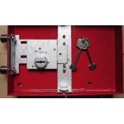 Mechanizm blokowania kluczy