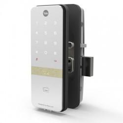 Zamek elektroniczny do drzwi drewnianych YDR323